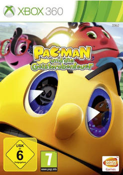 Bandai Namco Entertainment Pac-Man und die Geisterabenteuer (Xbox 360)