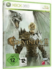 dtp entertainment Divinity 2: Ego Draconis