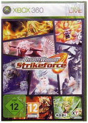 THQ Dynasty Warriors: Strikeforce (Xbox 360)