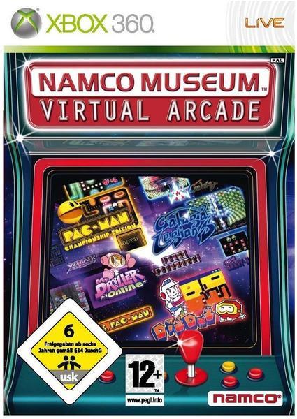 ATARI Namco Museum Virtual Arcade