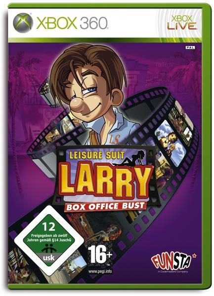 Codemasters Leisure Suit Larry: Box Office Bust