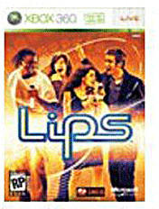 Microsoft Lips (Xbox 360)