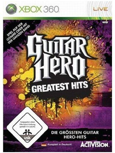 Guitar Hero - Greatest Hits (Xbox 360)