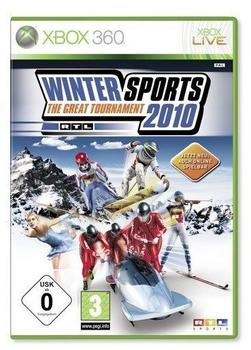 RTL Winter Sports 2010: The Great Tournament (Xbox 360)