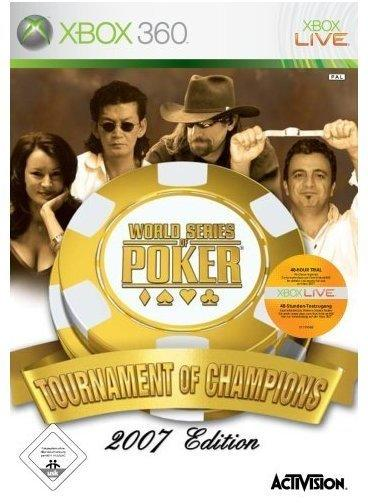 World Series of Poker - Tournament of Champions (2007 Edtion) (Xbox 360)