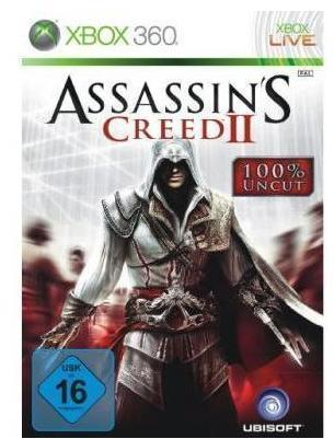 Assassins Creed 2 - Xbox 360 Version