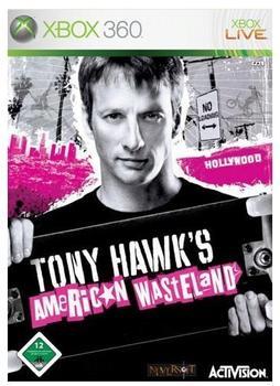 Tony Hawk's American Wasteland (Xbox 360)