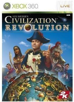 Take 2 Civilization Revolution (Xbox 360)