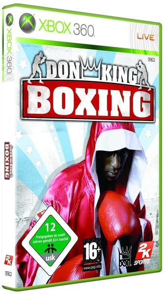 2K Games Don King Boxing (Xbox 360)