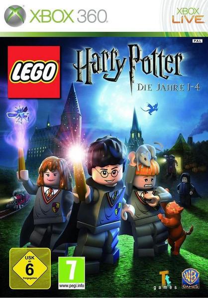 LEGO Harry Potter Die Jahre 1-4 (Xbox 360)