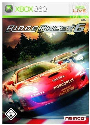 Hometek Ridge Racer 6