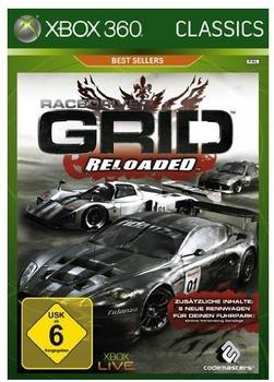 Race Driver GRID: Reloaded (Xbox 360)