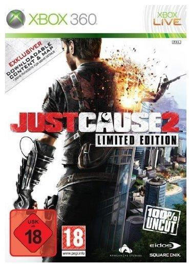 Just Cause 2: Limited Edition (Xbox 360)