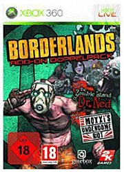 Borderlands - Add-On Doublepack (Xbox 360)