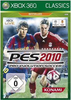 Konami Pro Evolution Soccer 2010 (Classics) (Xbox 360)