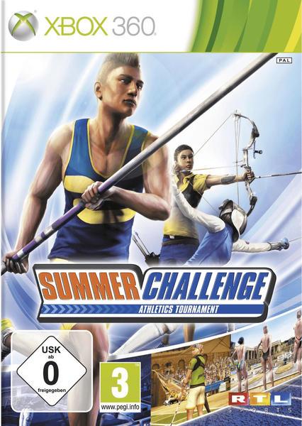 Summer Challenge Athletics Tournament (Xbox 360)
