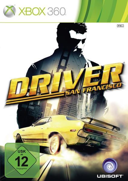 Driver - San Francisco (Xbox 360)