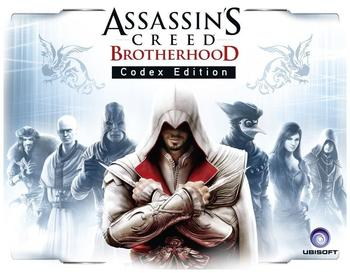 Assassin's Creed: Brotherhood - Limited Codex Edition (Xbox 360)