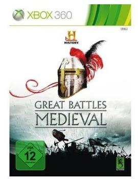 The History Channel: Great Battles - Medieval (Xbox 360)
