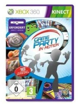 Game Party 4 (Kinect) (XBox 360)