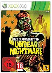 Red Deademption Undead Nightmare (XBox 360)
