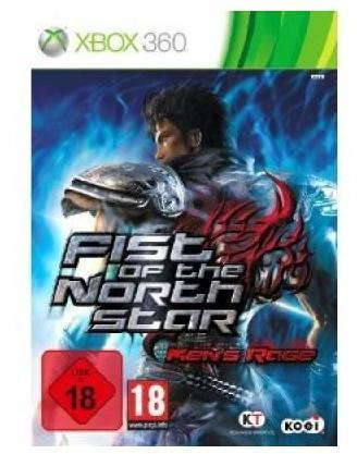 Fist of the North Star: Kens Wrath (XBox 360)