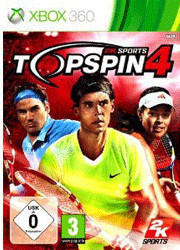 Top Spin 4 (XBox 360)
