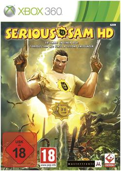 Serious Sam HD (Xbox 360)