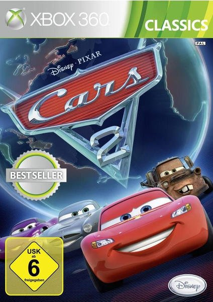 Cars 2 (XBox360)