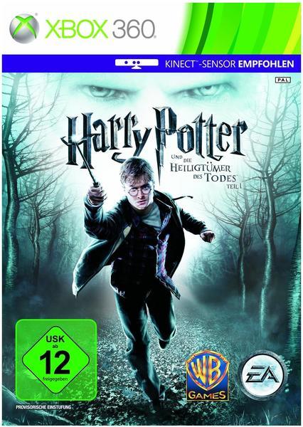 Harry Potter und die Heiligtümer des Todes - Teil 1 (Xbox 360)
