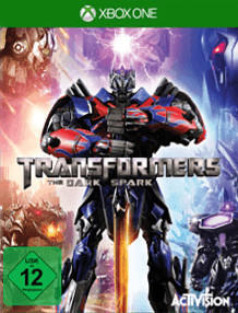 Transformers: The Dark Spark (xBox One)