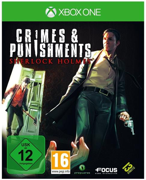 Sherlock Holmes: Crimes & Punishments (xBox One)