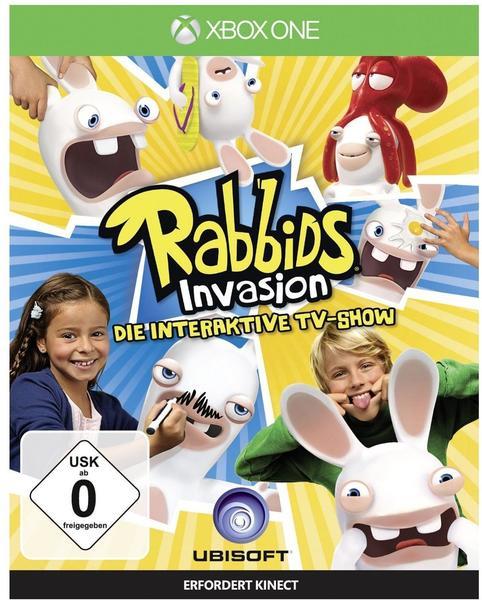 Rabbids Invasion - Die interaktive TV-Show (Xbox One)
