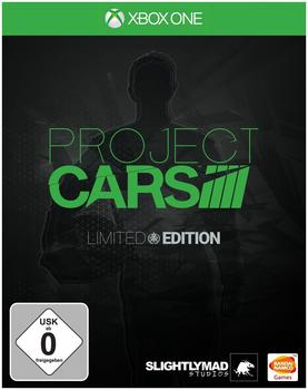 Project CARS - Limited Edition - Steelcase (Xbox One)