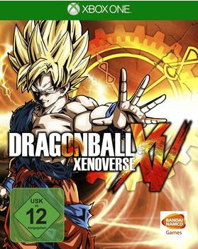 Dragonball Xenoverse (Xbox One)