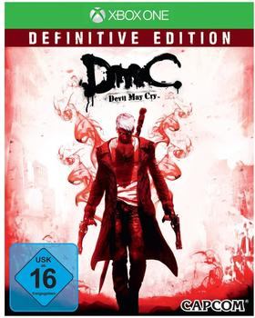 DmC: Devil May Cry (xBox One)