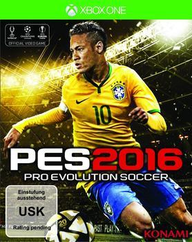 PES 2016 (Xbox One)