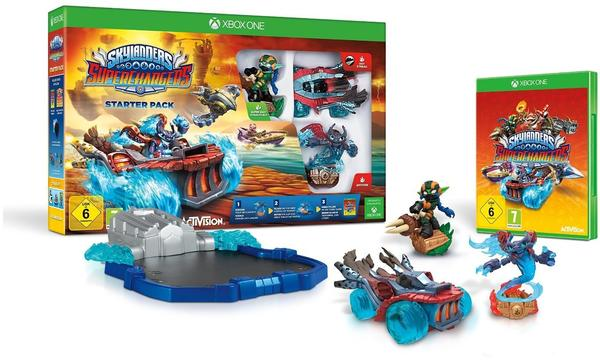 Skylanders SuperChargers: Starter Pack - (Xbox One)