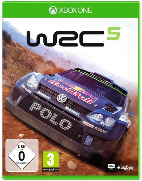 Bigben Interactive WRC 5 (Xbox One)