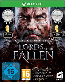 Lords of the Fallen: Game of the Year Edition (Xbox One)