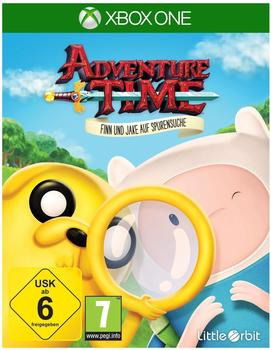 Bandai Namco Entertainment Adventure Time: Finn und Jake auf Spurensuche (Xbox One)