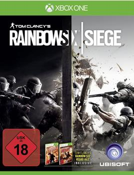 Rainbow Six Siege (xBox One)