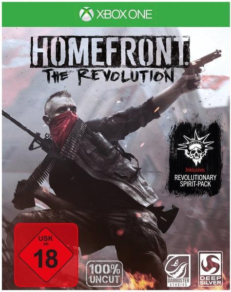 Homefront The Revolution Plattformen