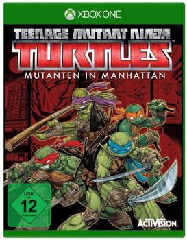 Teenage Mutant Ninja Turtles: Mutanten in Manhattan (Xbox One)