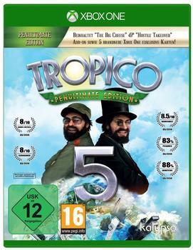 Tropico 5 (XBox One)
