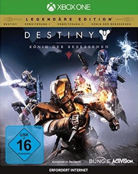 Destiny: König der Besessenen - Legendäre Edition (Xbox One)