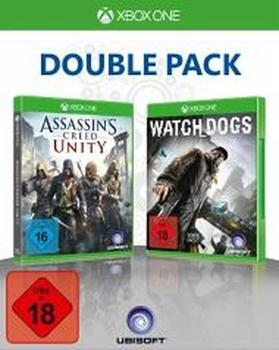 Assassin's Creed: Unity + Watch Dogs (Xbox One)