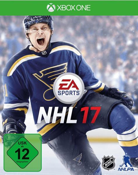 Electronic Arts NHL 17 (Xbox One)