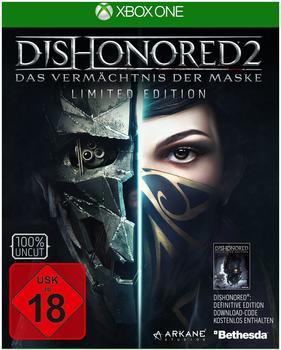 Dishonored 2: Das Vermächtnis der Maske (Xbox One)