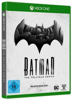 Warner Batman: The Telltale Series - Season Pass Disc (Xbox One)